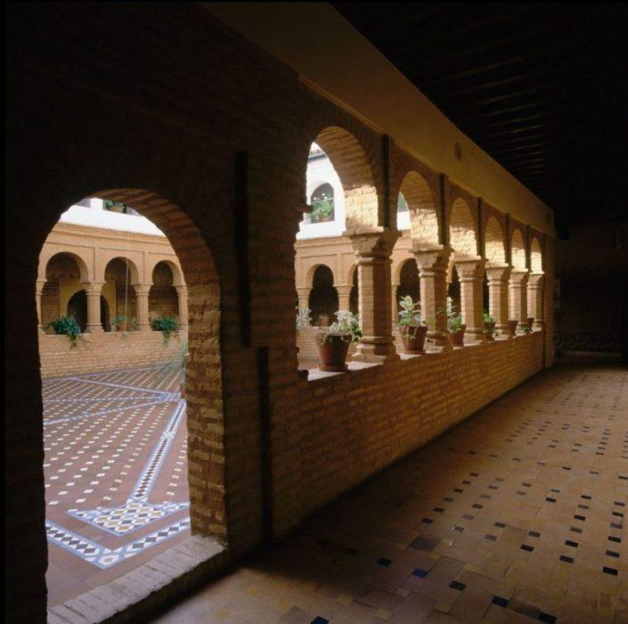 claustro rabida