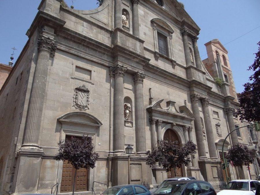 Santa María la Mayor, el esplendor de la Compañía de Jesús (Madrid)