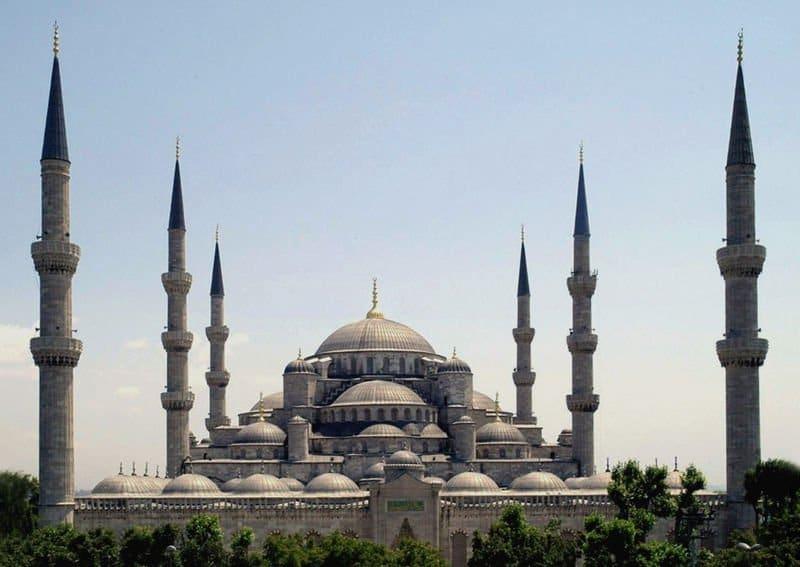 La Constantinopla romana, la Bizancio otomana, es Estambul