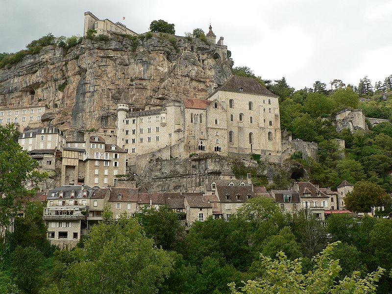 La historia de cinco pueblos de Francia