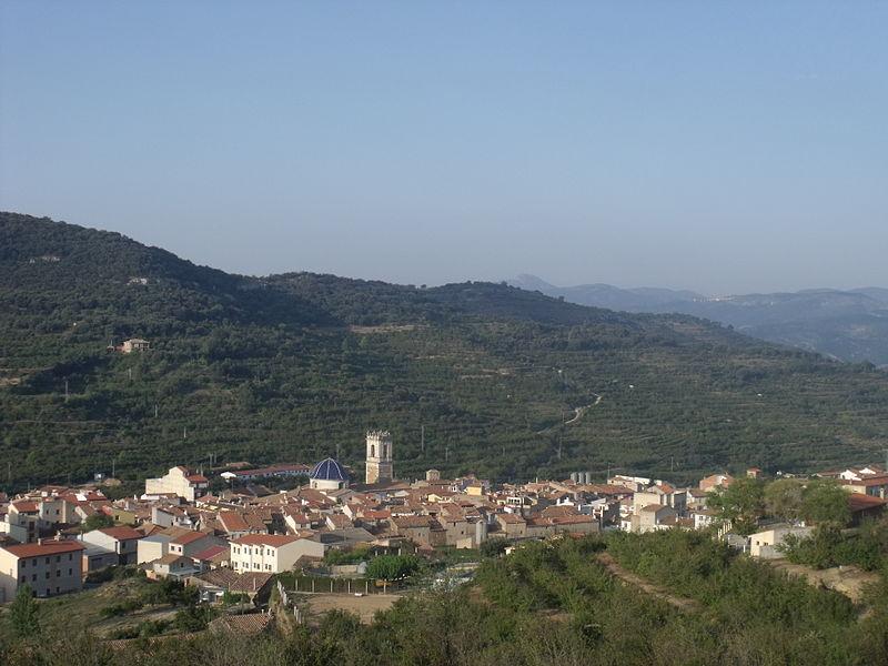 Benassal 19Tarrestnom65  - Los cuatro pueblos de Castellón que Hitler bombardeó