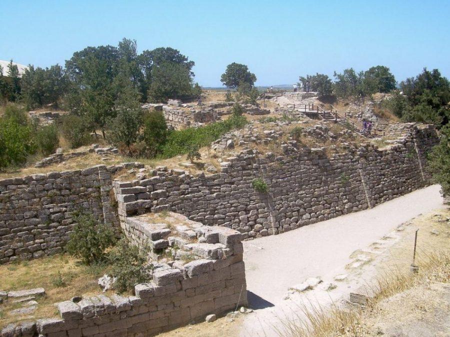 La legendaria Troya de la 'Ilíada'