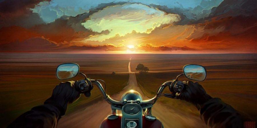 5 rutas con historia para hacer en moto esta Semana Santa