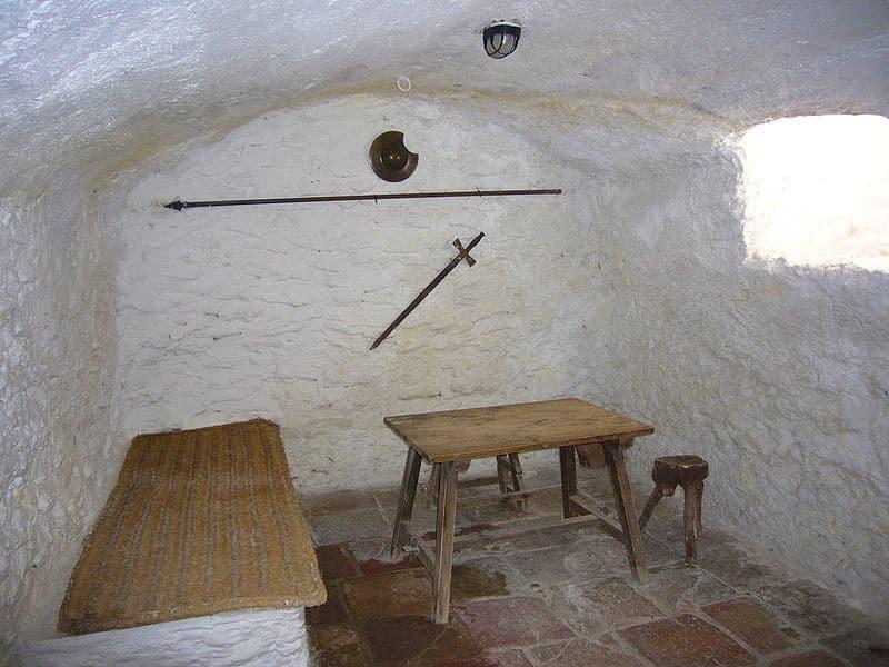 Argamasilla de Alba, quizá donde nació el Quijote