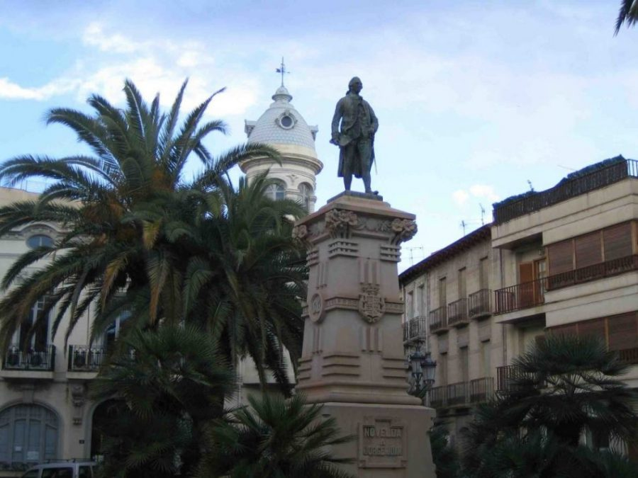 De ruta por Novelda con Jorge Juan, el gran científico y marino del siglo XVIII