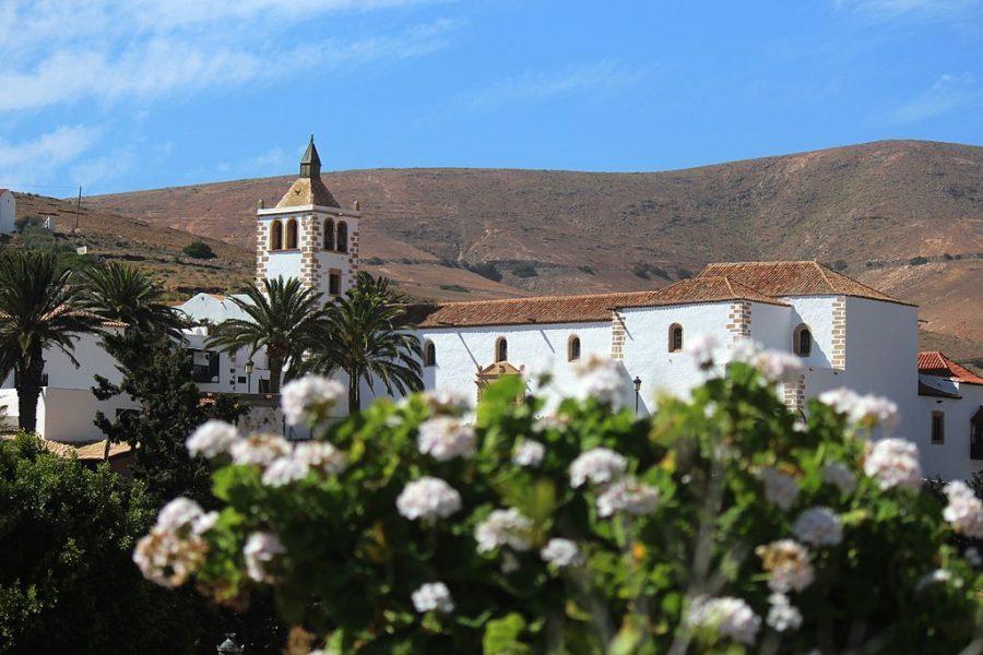 La ciudad fundada por los normandos: Betancuria (Fuerteventura)