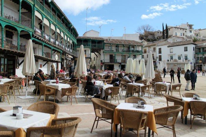 Chinchón, la brava población que combatió al invasor francés (Madrid)