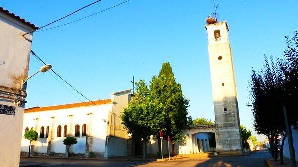 iglesia sagrajas