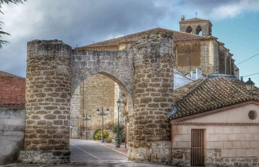 El primer reportaje de 'Informe Semanal' se rodó en Becerril de Campos (Palencia)
