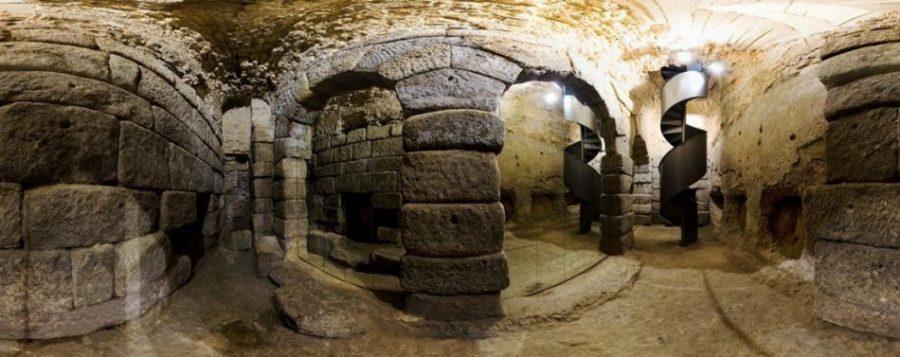 Las Cuevas de Hércules, la Mesa de Salomón y otros tesoros… (Toledo)