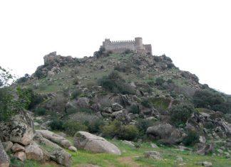Castillo Burguillos del cerro