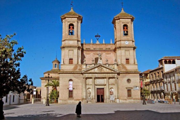 La Plaza de Espa a en Santa Fe Granada mercagranada.com