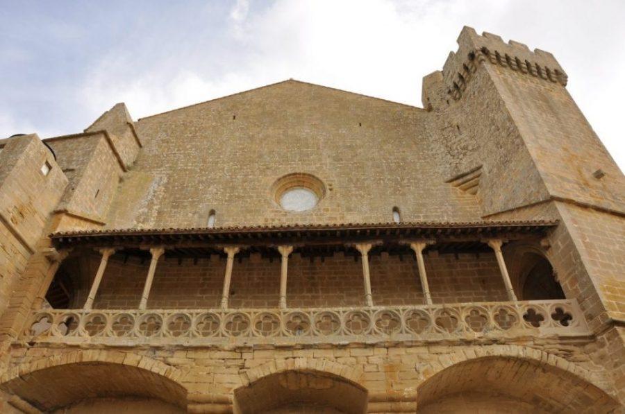 La Edad Media se detiene en Ujué (Navarra)