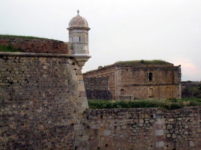 El castillo de San Fernando
