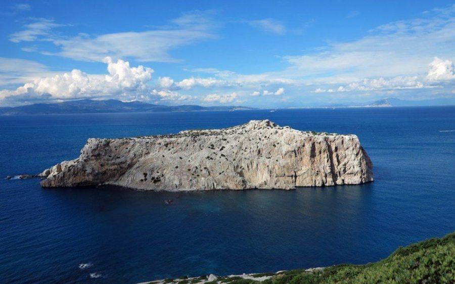 Isla de Perejil - Perejil, un islote que provocó la guerra entre España y Marruecos