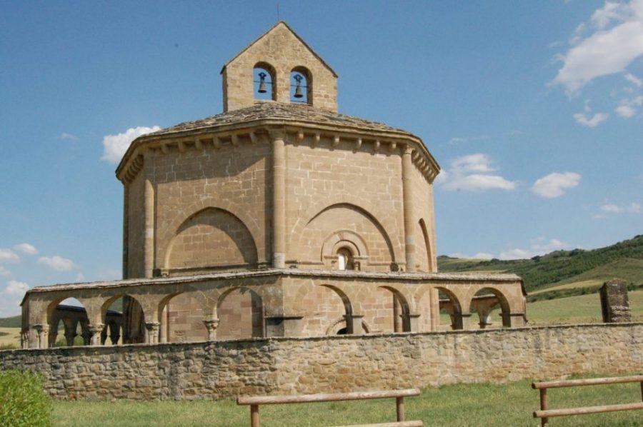 Santa María de Eunate y San Miguel de Olcoz: los ritos templarios