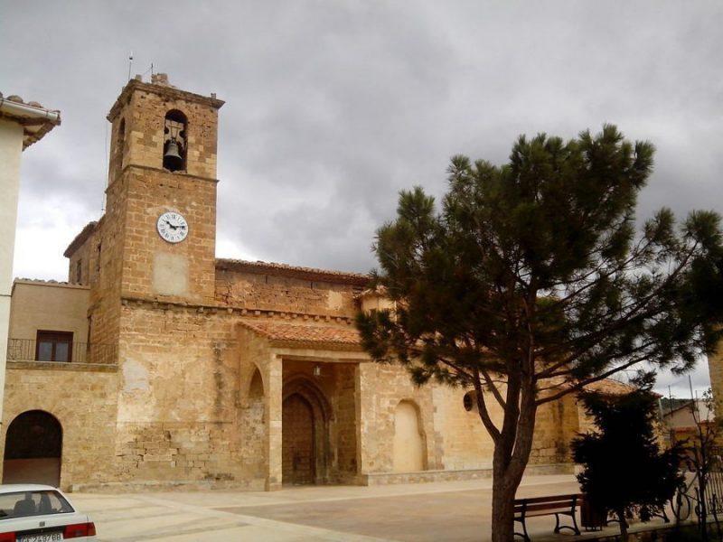 Bordón: mitos medievales y templarios: la capilla Rosslyn española