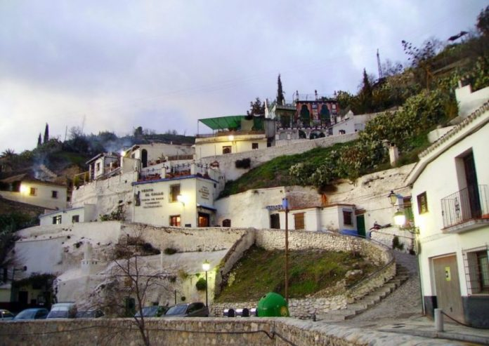 Cuevas of Sacromonte Giorgiomonteforti