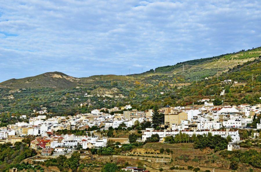 Las milagrosas aguas de Lanjarón (Granada)
