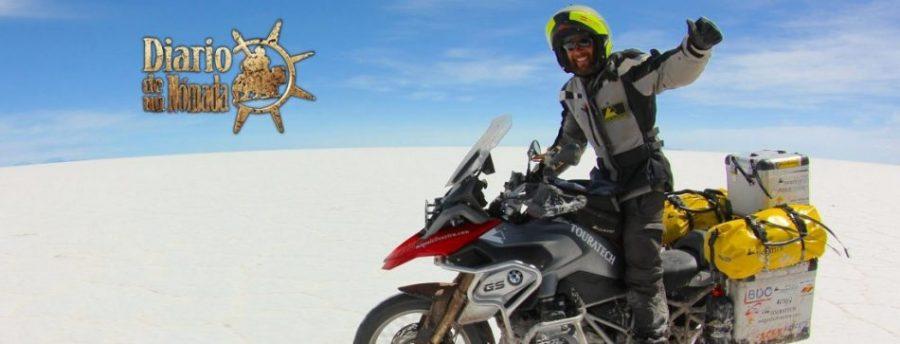 Miquel Silvestre: «Conocer el mundo en moto aporta emoción, cercanía y libertad»