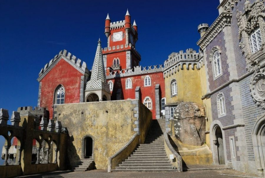 Sintra: Un entorno mágico cargado de historia (Portugal)