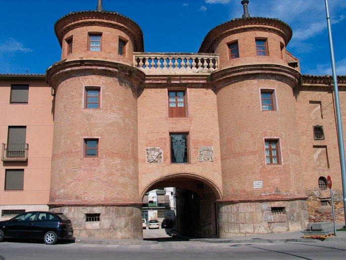 Puerta entrada calatayud