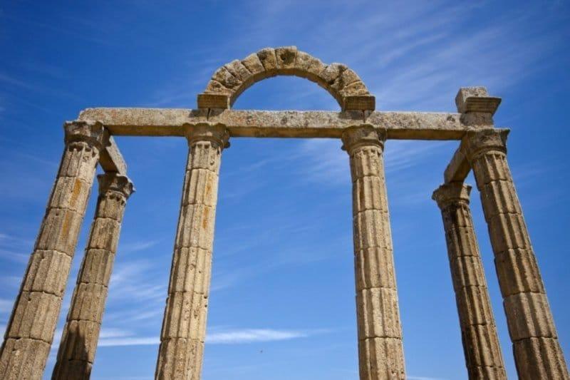 Augustobriga: una ciudad romana bajo las aguas