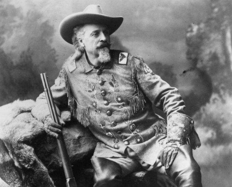 La aventura de Buffalo Bill por Barcelona