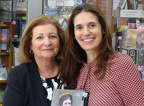 Sandra Ferrer: «Isabel la Católica se impuso en un mundo de hombres y se ganó su respeto»