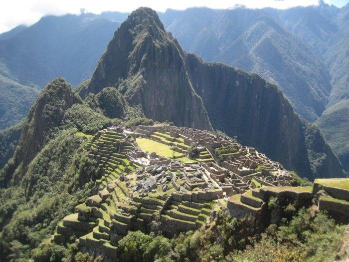 Machu Picchu: el mítico refugio inca