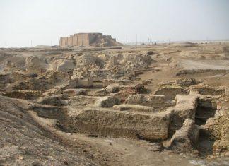 ruinas de Ur Irak
