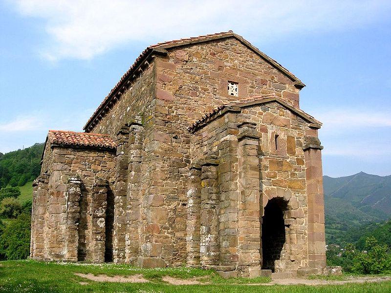 Santa Cristina de Lena y la monarquía de Asturias