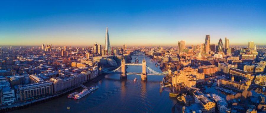 Londres: la espina dorsal del Reino Unido