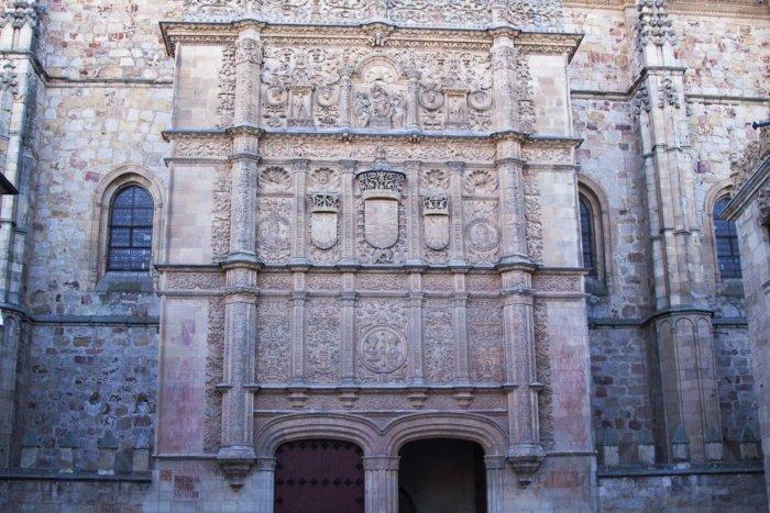 facultad_fachada Salamanca