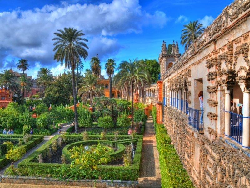 Los cinco jardines más bonitos de España