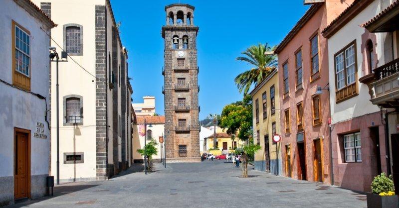 Lugares con historia en Tenerife