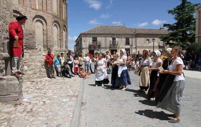 Aguilafuente: el libro más antiguo de España