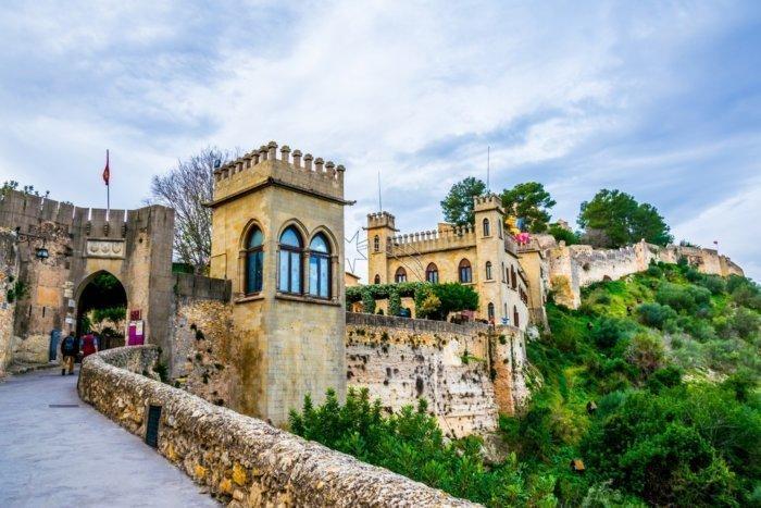 jativa vista castillo
