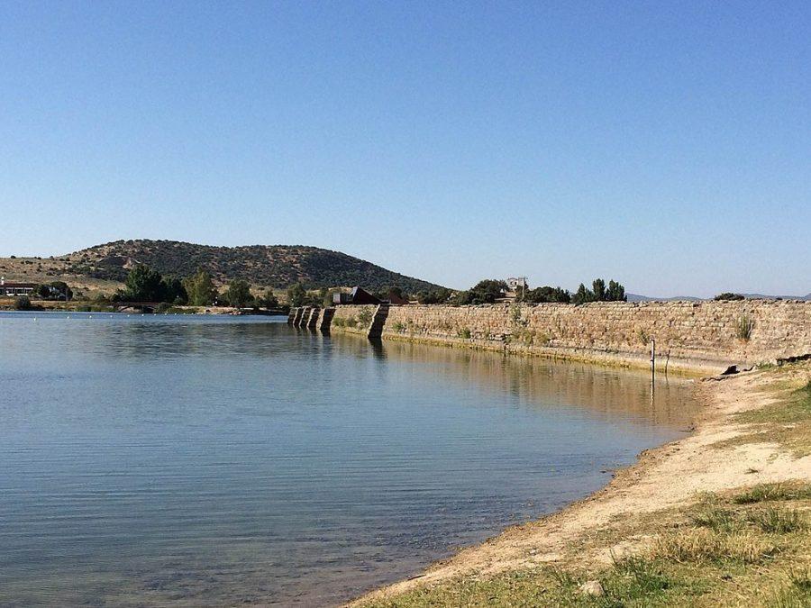 Proserpina: el embalse más antiguo de España es de origen romano