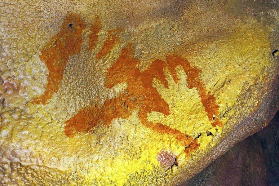 Las pinturas rupestres más antiguas del mundo están en España