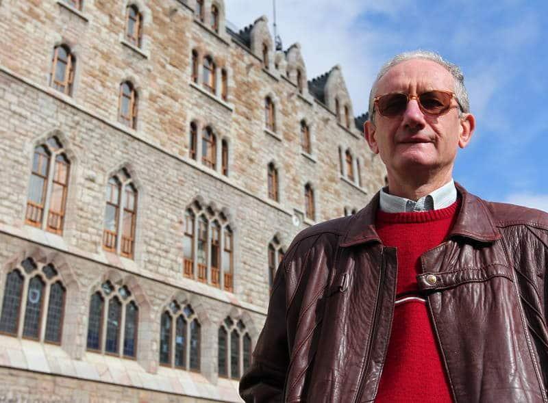 """Carlos Taranilla: """"El verdadero grial que adoraban los cristianos no es el de Valencia ni el de León"""""""