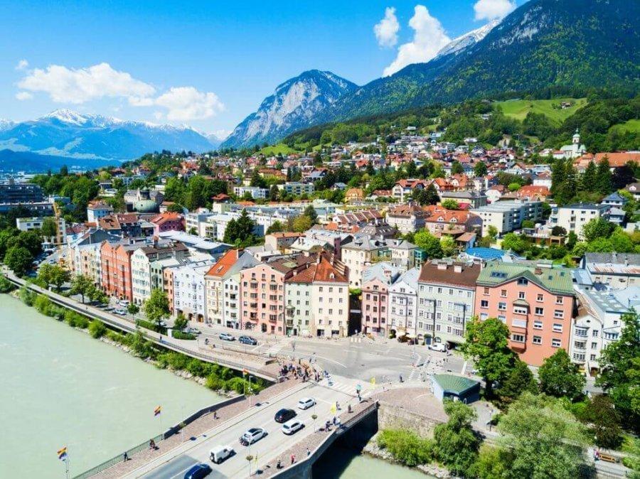 Innsbruck: la capital del Tirol