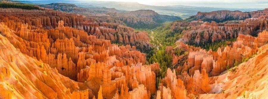 Las chimeneas encantadas de Bryce Canyon