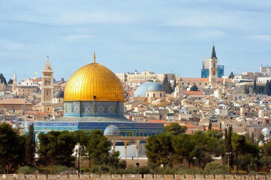 Israel: el soberano de Oriente