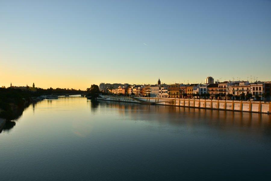 Guadalquivir, el río de la plata