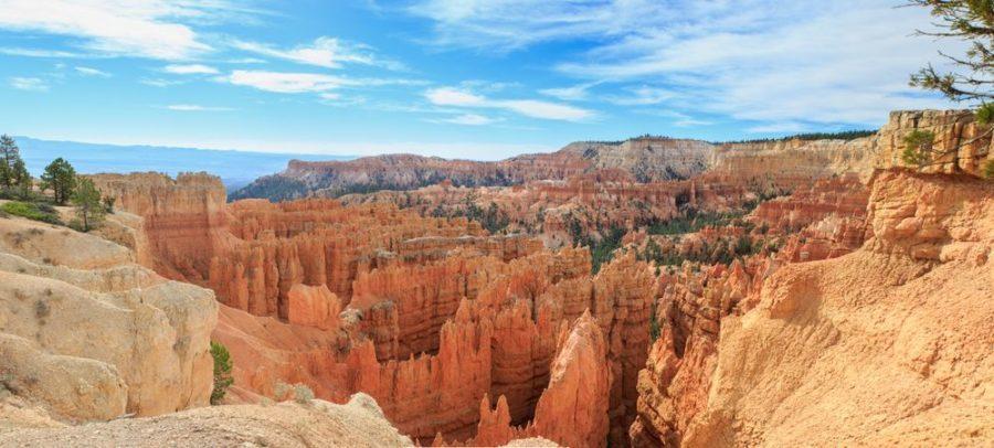 El Gran Cañón y el resto de parques de la meseta