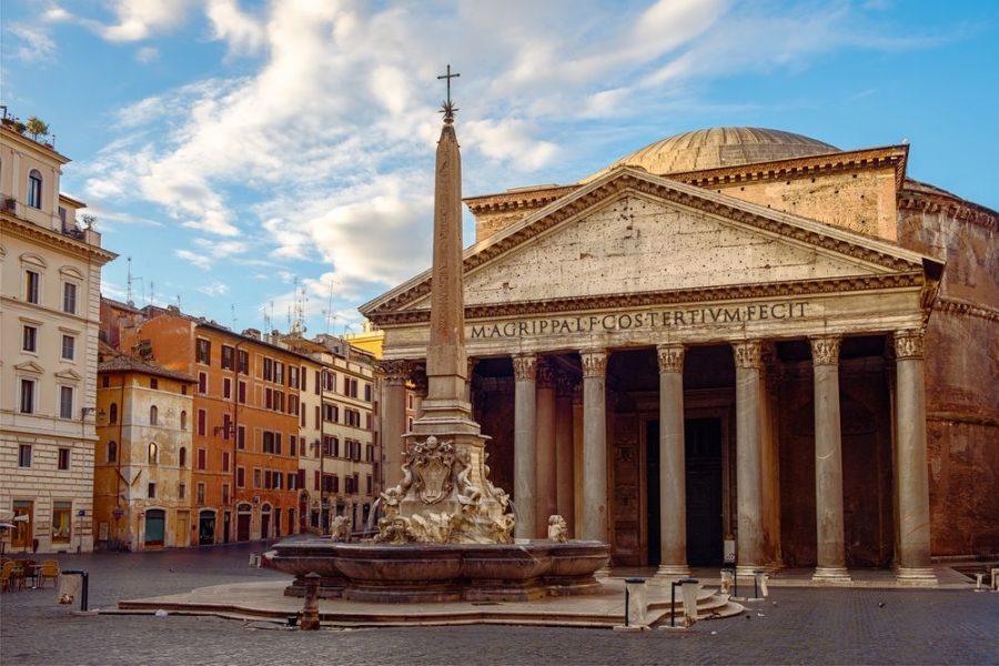 El Panteón: la gran obra de la antigüedad