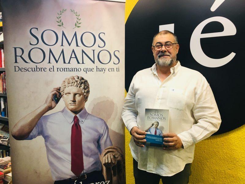 """Paco Álvarez: """"Ser romano es lo contrario a sentirse nacionalista"""""""