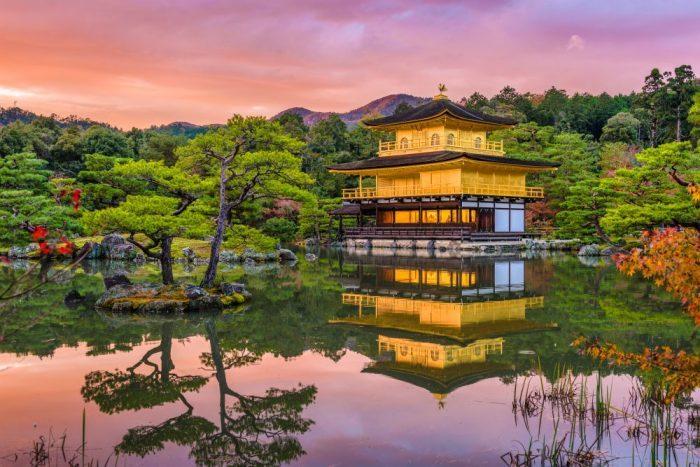 Kinkaku_templo