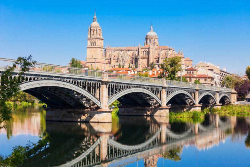 Salamanca: la Roma chica
